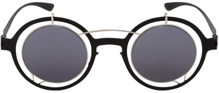 Mykita Damir Doma Madeleine Round Sunglasses