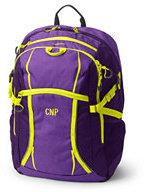 Lands' End Digital ClassMate Large Backpack - Solid-Black