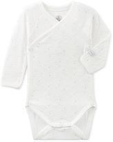 Petit Bateau Newborn printed bodysuit