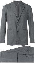 Tagliatore two piece suit - men - Cupro/Virgin Wool - 50