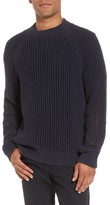 Vince Men's Open Weave Raglan Sweater