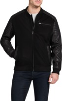 TAROCASH Varsity Moto Jacket