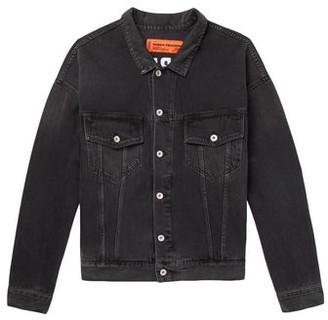 Heron Preston Denim outerwear