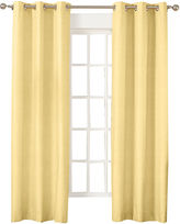 Sun Zero Sun ZeroTM Mirage Room-Darkening Grommet-Top Curtain Panel