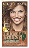 Clairol Natural Instincts, 7G / 9G Golden Honey Dark Golden Blonde, Semi-Permanent Hair Color, 1 Kit