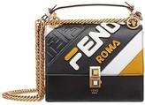 Fendi FendiMania Kan I small shoulder bag