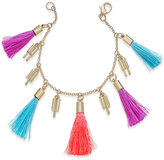 INC International Concepts Gold-Tone Popsicle & Tassel Charm Bracelet, Only at Macy's