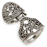 Topshop Women's Filigree Knuckle Ring