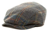 Wigens Wool Contemporary Plaid Ivy Hat