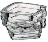 Rogaska Superior Crystal Candle Holder