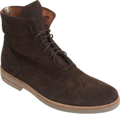 Officine Creative Plain Toe Lace-Up Boots