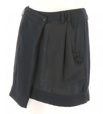 The Kooples Black Cotton Skirts