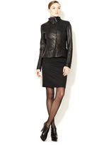 Calvin Klein Fili Cotton Skirt