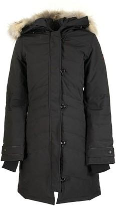 Canada Goose Lorette Parka Jacket Black