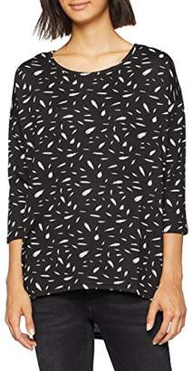 Vero Moda Women's VMMALENA 3/4 Blouse EXP Color Jumper, (Size of : L)