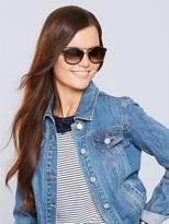 Juicy Couture Brow Bar Sunglasses - Tortoiseshell