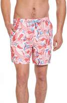 Vineyard Vines Chappy Floral Swim Trunks