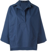 Sofie D'hoore Bahamas cropped blouse - women - Cotton - 38