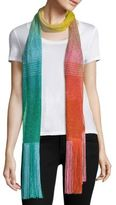 Missoni Fringed Ombre Scarf