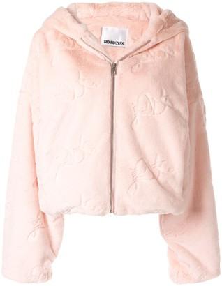 Ground Zero zip-front jacket