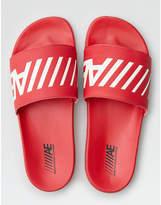 Aeo AEO Basic Logo Slide Sandal