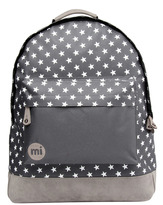 Mi-Pac All Stars Solid Pocket Backpack Charcoal