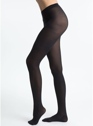 Dim 50 Denier Opaque Trainer Tights, Made in France