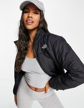 The North Face Gosei puffer jacket in black