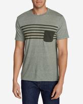 Eddie Bauer Men's River Run Pocket T-Shirt