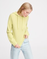 Rag & Bone Logan cashmere hoodie