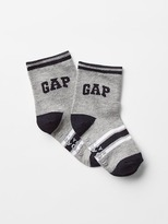 Gap Athletic logo socks
