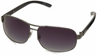 Dockers S03279ldp022 Polarized Aviator Sunglasses