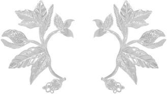 CHRISTIE NICOLAIDES Rosario Earrings Silver