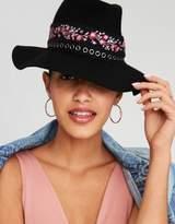 American Eagle Outfitters AE Wool Wide-Brim Western Hat