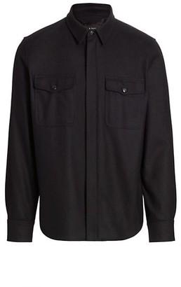 Rag & Bone Jack Zip Shirt Jacket