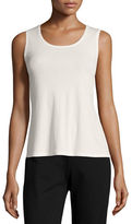 Eileen Fisher Stretch Silk Long Cami, Petite