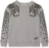 Pepe Jeans Girl's Pg580631 Sweatshirt,(Manufacturer Size: 14)