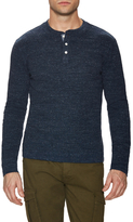 Faherty Cotton Fold Henley