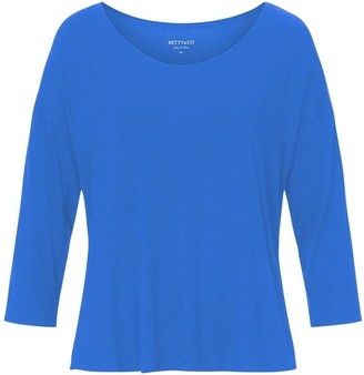 Betty Barclay Three-Quarter Sleeve T-Shirt