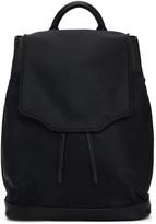 Rag & Bone Black Nylon Pilot Backpack