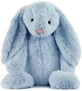 Jellycat Huge Bashful Bunny Stuffed Animal, Blue