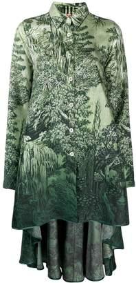 F.R.S For Restless Sleepers Mercurio degradee mini dress