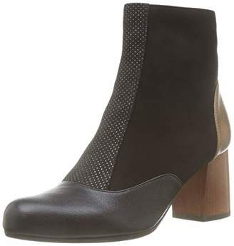 Chie Mihara Women's Michele Ankle Boots, Black (Barna Galaxy Ante Picasso Bronze Negro)