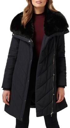 Forever New Sofia Puffa Coat