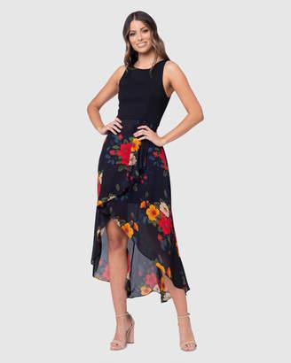 Pilgrim Regina High Low Dress