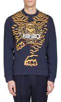 Kenzo Geo Tiger Classic Long Sleeve Sweatshirt