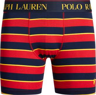 Ralph Lauren Stretch-Cotton Boxer Brief