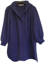 Saint Laurent Blue duffle coat
