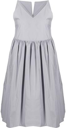 Sofie D'hoore Sleeveless Flared Midi Dress