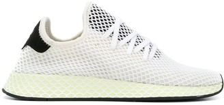 adidas Flat Lace Up Sneakers